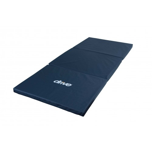 Drive Tri-Fold Bedside Fall Protection Mat