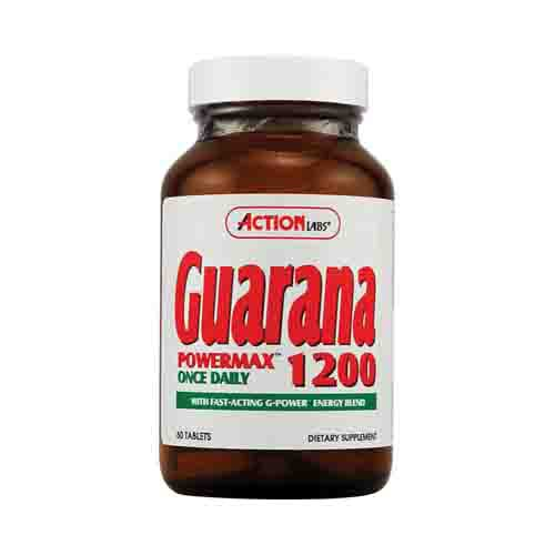 Guarana PowerMax 1200 Energy Blend
