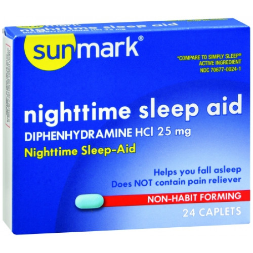 Sunmark Night time Sleep Aid