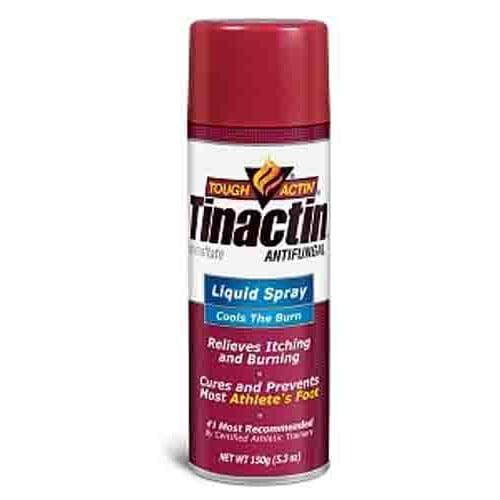 Tinactin Antifungal Liquid Spray