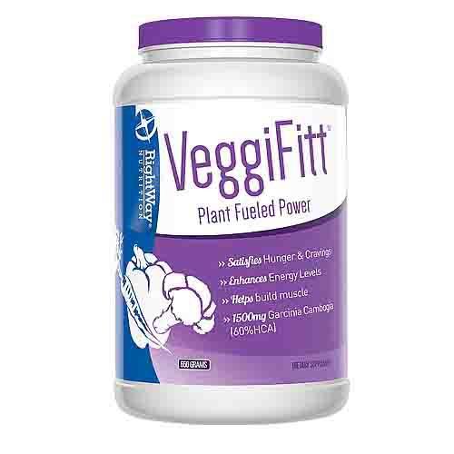 VeggieFitt Plant Fueled Diet Aid