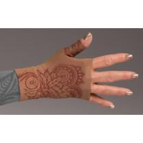 LympheDivas Bodhi Mocha Compression Gauntlet 20-30 mmHg