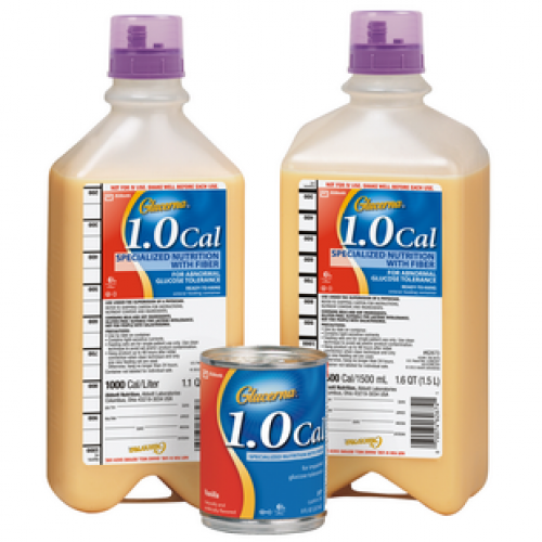 Glucerna 1.0 Cal, 1000, 1500 mL Bottle, 8 oz Can