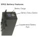 Optional XPO2 External Battery Features