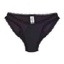 Woman Hipster Bamboo Moderate Absorbency Underwear
