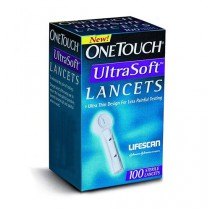 One Touch UltraSoft lancets by LifeScan