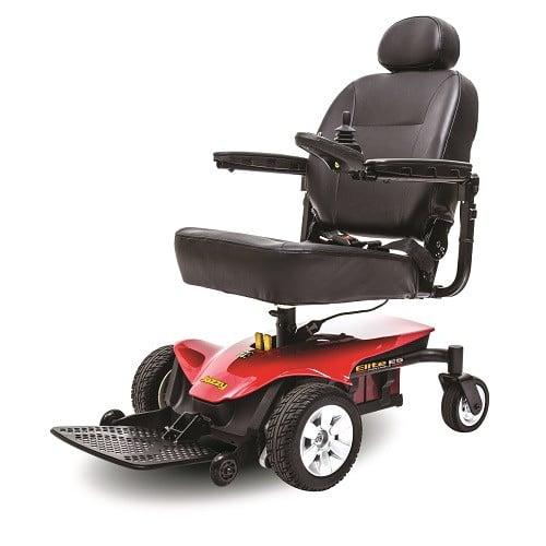 Jazzy Elite ES Portable Power Wheelchair | FDA Class II Medical Device*