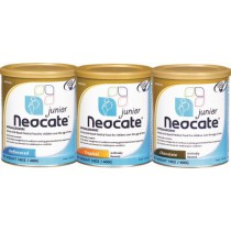 Neocate Junior Unflavored - 400 gm