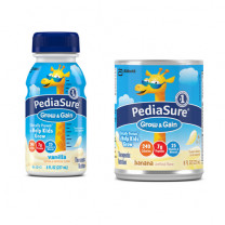 PediaSure Grow and Gain Nutrition to Help Kids Grow