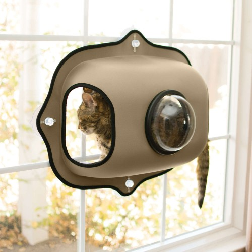 EZ Mount Window Bubble Cat Pod