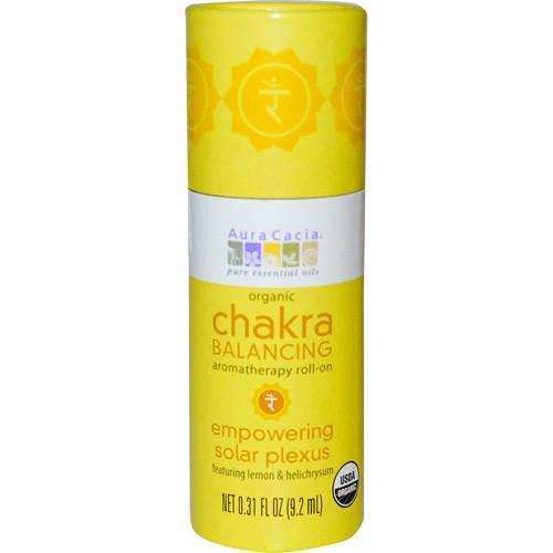 Aura Cacia Aromatherapy Organic Chakra Balancing Aromatherapy