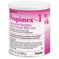 Propimex Amino Acid-Modified Infant Formula With Iron