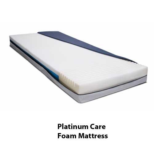 Graham Field Platinum Care Foam Mattress 516801633
