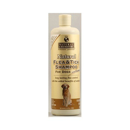 Natural Chemistry Natural Flea and Tick Shampoo for Dogs