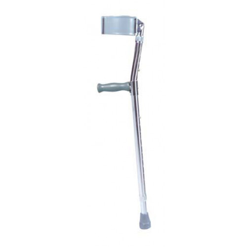 Steel Forearm Walking Crutch Lightweight