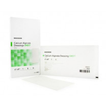 Calcium Alginate Dressing 4 x 8 Inch - Sterile