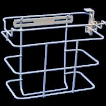 Cardinal Health 2 gallon sharps container wall mount, Non-Locking