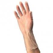 InstaGard Vinyl Exam Gloves Powder Free - Non-Sterile
