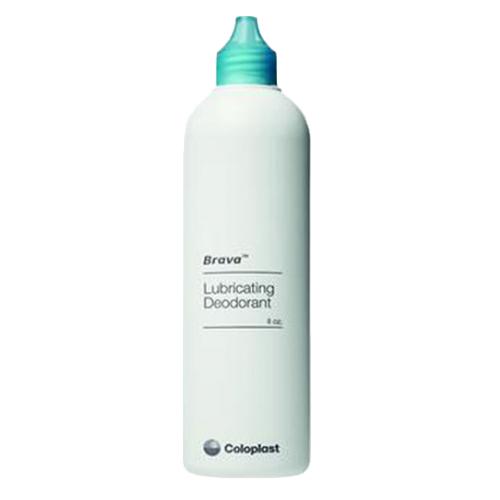 Brava Ostomy Lubricating Deodorant 8 Ounce Bottle