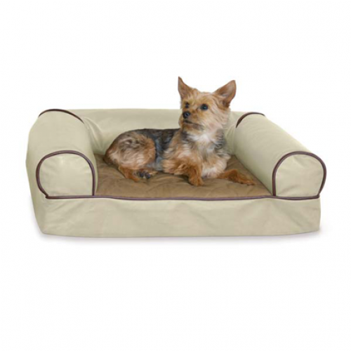 K and H Pet Products Memory Foam Cozy Sofa