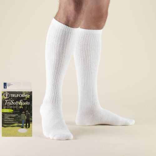 TruSoft Calf Length Sock 8-15 mmHg