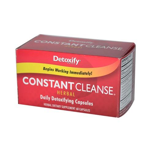 Detoxify Constant Cleanse