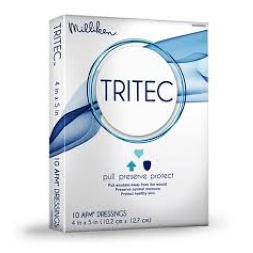 Milliken Tritec 4 x 5 inch AFM Contact Layer Dressing 3000020040