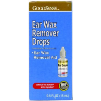 Good Sense Ear Wax Removal Drops