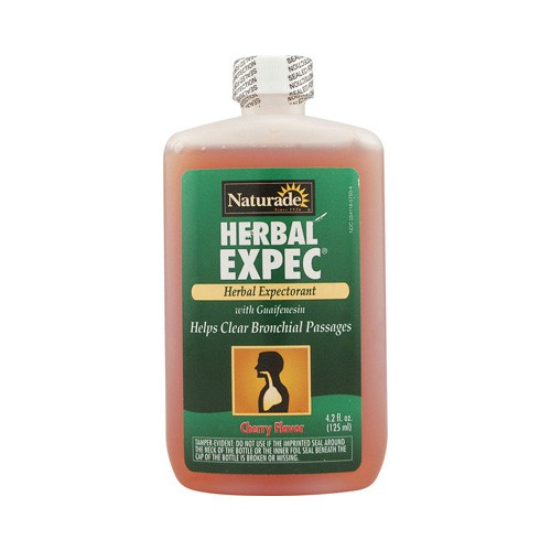 Naturade Herbal Expec Cherry