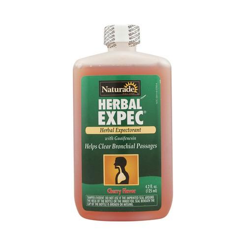 Naturade herbal expec