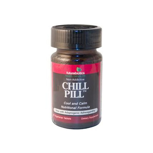 FutureBiotics Chill Pill Dietary Supplement