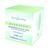 Simpurity Dermapro Waterproof Plastic Tape