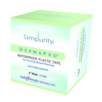 Simpurity Dermapro Waterproof Plastic Tape