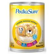 PediaSure 1.5 Cal Complete Balanced Nutrition Drink Vanilla Flavor
