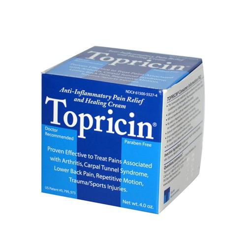 Topricin Topricin Cream Jar