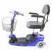 Zipr Mobility ZROO3R Roo 3-Wheel Scooter Blue