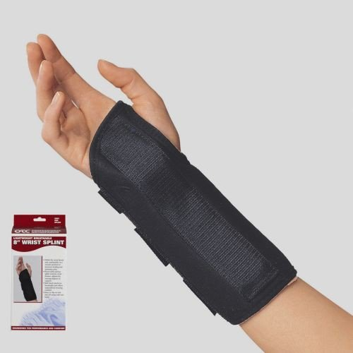 Wrist Splint Hook and Loop - 8 Inch