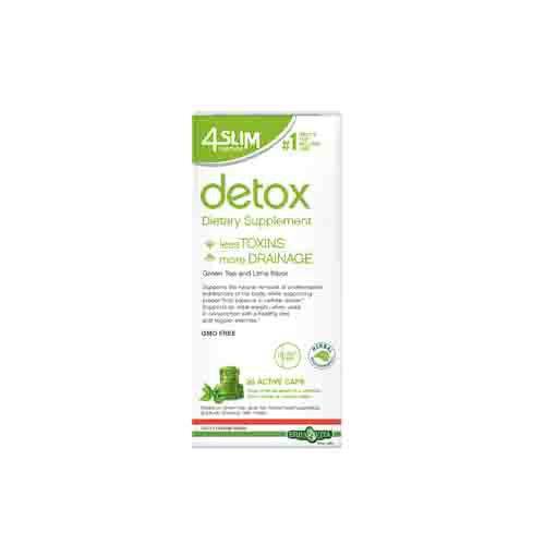 4 Slim Trainer Detox Diet Aid