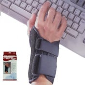 Wrist Splint Hook and Loop - 6 Inch