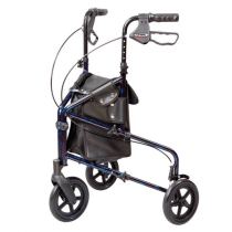 Three Wheel Rollator Walker