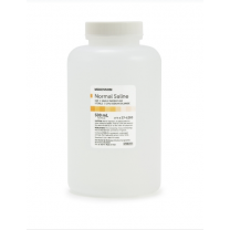 Mckesson USP Normal Saline Irrigation Solution