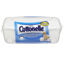 Cottonelle FreshCare Flushable Cleansing Cloths