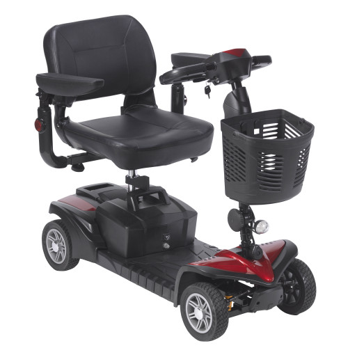 Spitfire DST 4-Wheel Travel Scooter
