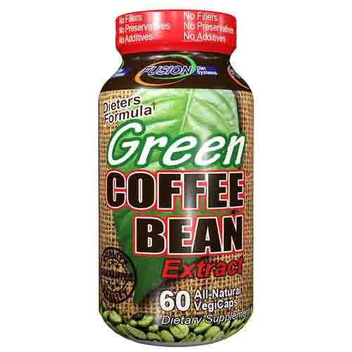 Green Coffee Bean Antioxidant Diet Aid