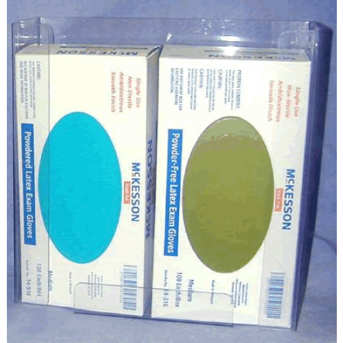 Medi-Pak 2 Box Exam Glove Dispenser