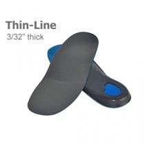Men's BioSole Gel Thin-Line Orthotic Insoles