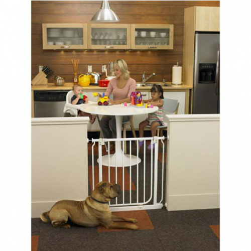 North States Easy Close Wall Mounted Gate