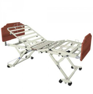Invacare CS9 Carroll Long Term Care Adjustable Width Bed