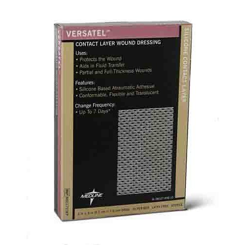 Versatel Contact Layer Dressings, Latex Free
