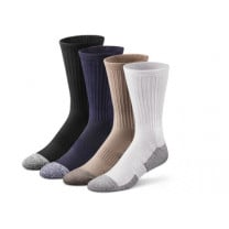 Shape To Fit Unisex Diabetic Crew Socks